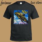 New Ian Gillan Band *Clear Air Turbulance Men's Black T-Shirt Size S to 3XL image