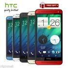 "HTC One M7 801E 4.7"" HD 32GB Factory Unlocked 3G Mobile Smartphone Black Silver"