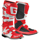 Gaerne SG-12 2016 MX/Offroad Boots Red/White