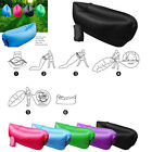Air Instantly Inflatable Beach Sofa Sleeping Bag Lounge Chair Sofa Bag Camping
