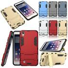 "For LG X Power 5.3"" Tough Armor  Silicone Hybrid Case Cover Spider Luxury"