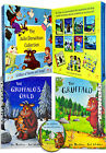Julia Donaldson Gruffalo Gruffalo's Child Children Books Audio CD Collection