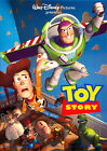 Toy Story Poster Print Borderless Stunning Vibrant Sizes A2 A3 A4