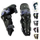 Motorcycle Dirt Bike ATV Adult Knee Pad Protective Guard Armor Gear Pads Scoyco