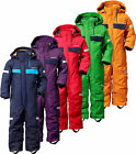 Didriksons Imala Kids Winter Coverall Waterproof Insulated Snowsuit