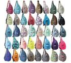 NEW KAVU ROPE BAG ALL COLORS FAST SHIP SLING MESSENGER TOTE 2016 CANVAS BACKPACK