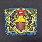 Grateful Dead Franklin's Tower lyric tee shirt - hippie allman and co company
