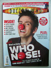 Doctor Who Magazine issue 406  Who Nose!