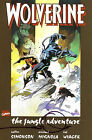 """WOLVERINE THE JUNGLE ADVENTURE #1 """"ONE SHOT"""" SIGNED BY ARTIST WALTER SIMONSON"""