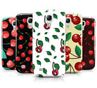 CHERRY PRINT COLLECTION HARD MOBILE PHONE CASE COVER FOR SAMSUNG GALAXY S4 MINI £4.95 GBP on eBay