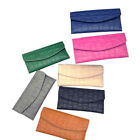 1X NEW Women PULeather Clutch Wallet Long Card Holder Purse Handbag HOT MX