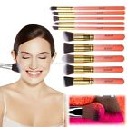 0pcs Makeup Brushes Kit Tools Essential Kit Foundation Cosmetic Brushes EN24H