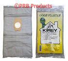Kirby ODOR FIGHTER with Charcoal Universal Vacuum Bags Avalir SE Sentria Diamond
