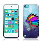 For Apple iPod Touch 5 5th/ 6 6th Gen TPU Silicone Gel Skin Rubber Case Cover