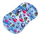 Sheetworld Exotic Fish Fitted Bassinet Sheet