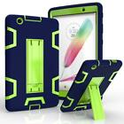 """Shockproof Box Heavy Duty Case Stand 4G LTE Tablet For LG G Pad 2 8""""/G Pad 3 8"""""""