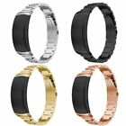Stainless Steel Link Bracelet Metal Band Strap For Samsung Gear Fit2/Fit2 Pro