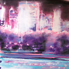 NYC Art Numbered Limited Edition 35 Manhattan New York City Night Skyline