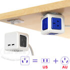 PowerCube Multifunctional Cube Line Socket 5 outlets / 4 outlets + 2 USB Output