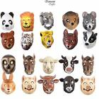 Mask- Plastic - Animal Party Loot Bag Filler Kids Fancy Dress Huge Design Choice