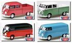 1/24 Scale VW Vans, Microbus, etc. Individual, Pairs or Job Lot. Diecast Metal
