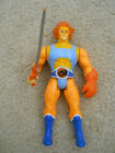 LJN Vintage Thundercats Lion-O Action Figure w/ Sword of Omens + Claw Shield Toy