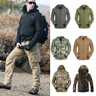 2016 Mens Military Army Camo Combat Jacket Coat Camouflage Tactical Clothing