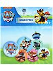Paw Patrol Mix Badge Pack 10x15cm