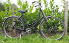 Vintage Ladies Raleigh The All Steel Bicycle, Single Speed Bike, Hercules, BSA.