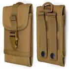 Tactical Military Smartphone Pouch Case Waist Belt Bag for iPhone 6s Plus 5.5