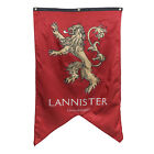 Game Of Thrones House Lannister Licensed NWT Banner Tapestry Flag - Red - 30x50