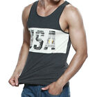 New SEOBEAN fashion Hot Sleeveless Vest Tank Top Tee T-shirts Size M,L,XL # ST14