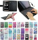 for Huawei MediaPad T1 T1-A21W 10.0 Keyboard Tablet Cover Case Flip Leather