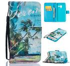 Butterfly Wallet Leather Flip Case Cover Stand For Alcatel One Touch Pop 3 5.0""