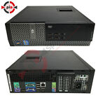 Dell Optiplex 990 SFF Intel i5 Quad Core 3.1GHz CPU 8GB RAM 128GB SSD 1TB HDD