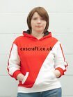 Pokemon Go Red Valor Valour Trainer Hoodie Halloween costume cosplay, UK seller