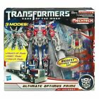 "Transformers Ultimate Optimus Prime 12"" - 22"" Tall Dark of the moon - Robot"
