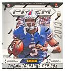 2013 Panini Prizm Football - Pick A Player