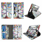 """TABLET STAND FOR 10 INCH 10"""" ROTATE FOLIO PU LEATHER CASE COVER CARD CASH SLOTS"""