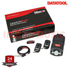 DATATOOL Demon EVO Compact Motorcycle/Scooter Alarm System with Movement Sensor