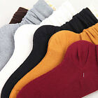 New Women Lady Soft Cotton Ankle Socks Cosy Casual Hosiery Solid Colors 1Pair