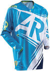 Answer Alpha 2015 MX Offroad Jersey Blue/White/Yellow