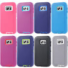 Samsung GALAXY S7 Protective Shockproof Cover Case Rugged Hybrid Hard