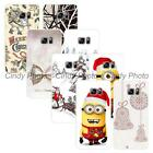 For Samsung Galaxy Note 7 Note 6 SM-N930F Christmas Hard Plastic Cover Case