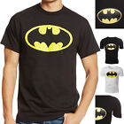 Men Couple Boy Sweethearts Outfit Short sleeves Super Hero Batman T-Shirts Tops