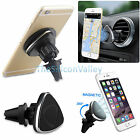 360° Universal Car Magnetic Air Vent Mount Cradle Holder Stand for Phone iPhone