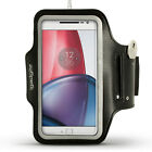 Running Jogging Sports Armband for Motorola Moto G 4 Gen & G4 Plus Fitness Gym