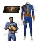 New Quality Fallout 4 Sole Survivor of Vault 111 Cosplay Costume Jumpsuit