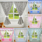 LUXURY DECORATIVE CURTAINS FOR BABY ROOM MATCHING WITH OUR NURSERY BEDDING SETS