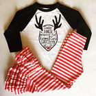 Women's Casual Cotton Pullover Christmas Reindeer Shirt Tops Blouse Long Sleeve